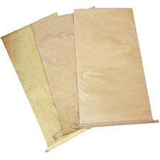 BOPP Laminated Paper HDPE/PP Woven Bags with Multi colours